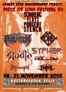 November 21st 2015  Reutlingen, Germany.